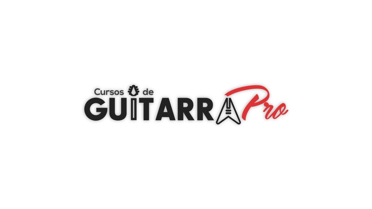 Cursos de Guitarra Pro